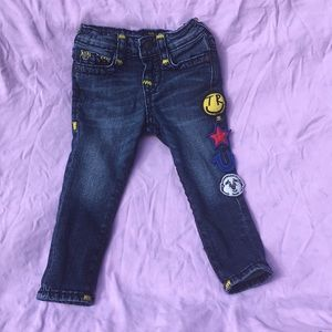 True religion specialty toddler jeans2t.